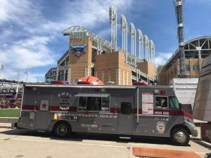 SWAT Food - Cleveland Indians Stadium Event Image