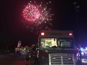 SWAT Food - Fire Works Image